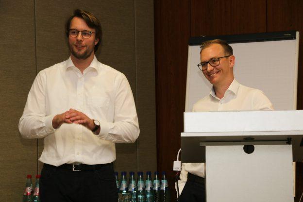 Lars Wolf & Maximilian Plathner